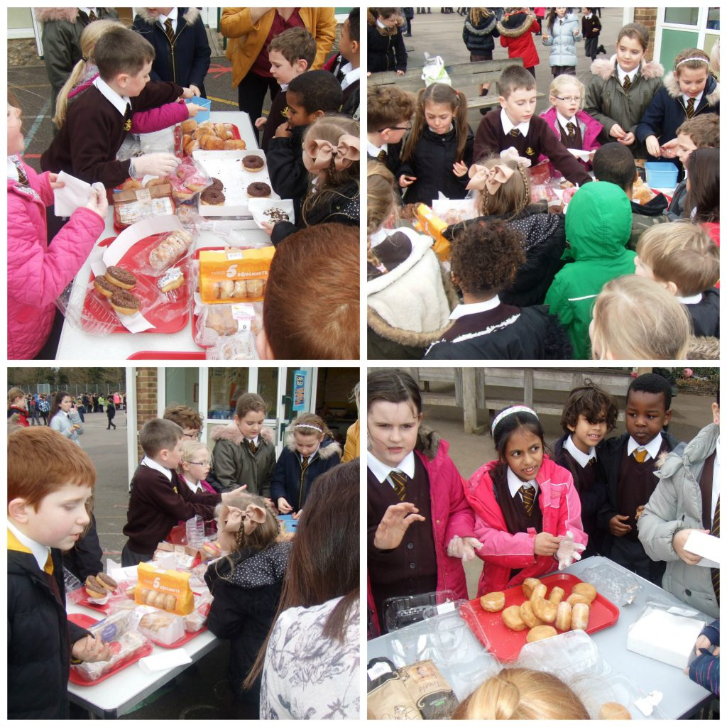 PicMonkey Collage_Mini Vinnies Doughnut Sale 2016